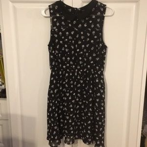 Forever21 Classy and Flirty Floral Dress